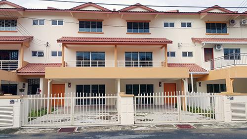 idamansara-P1A_2.5-Storey terrace